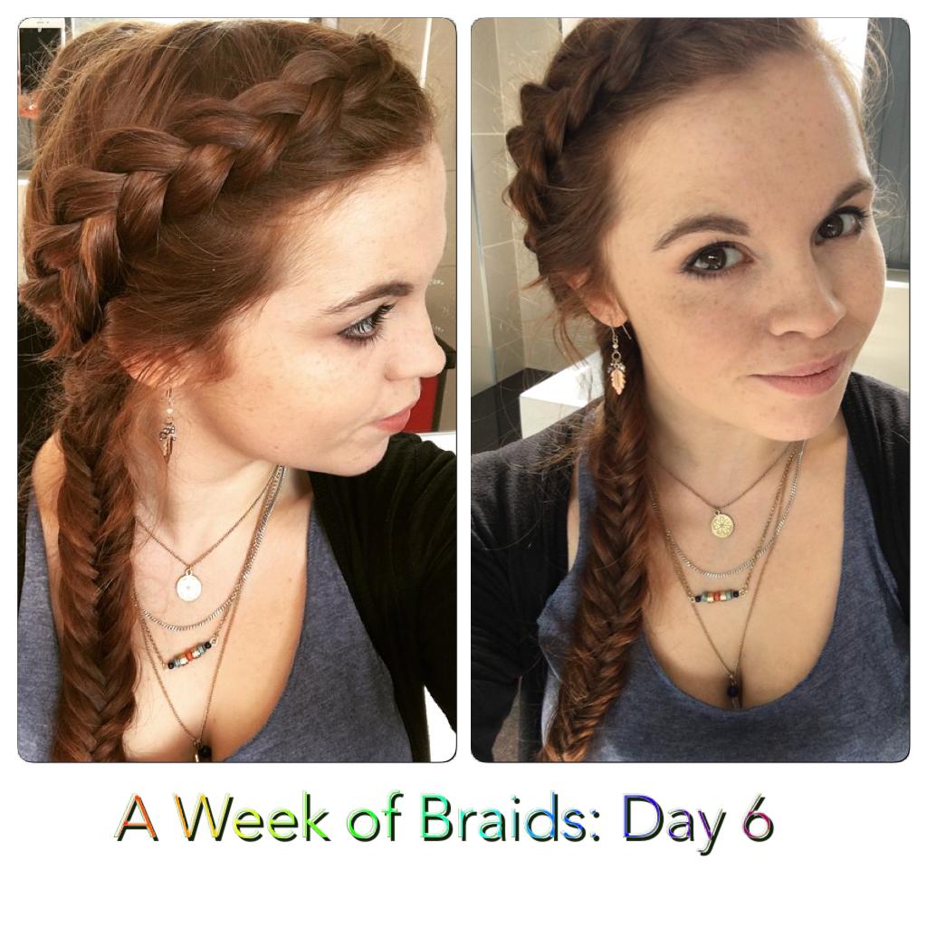 Week of Braids: Day 6