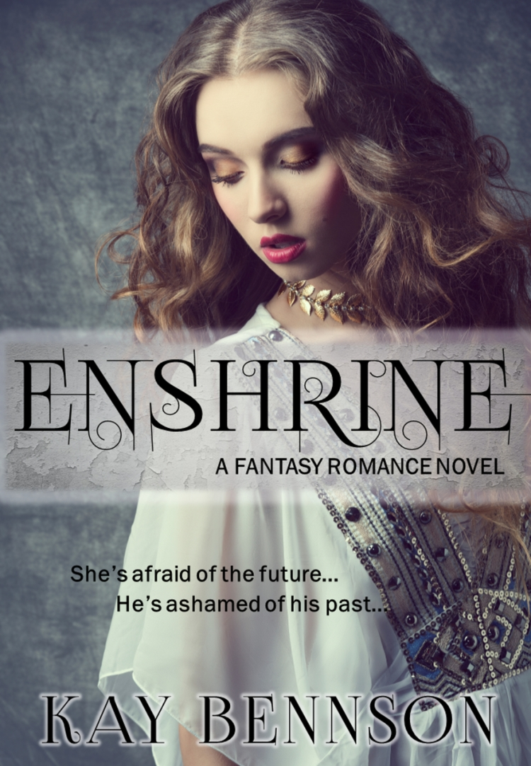 Enshrine book cover